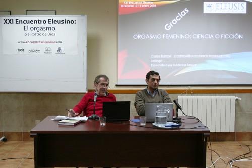 «Orgasmo femenino: ciencia o ficción», con el Dr. Carlos Balmori