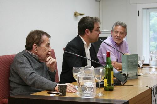 «Los hijos de 'Gárgoris y Habidis'»: coloquio entre Javier Sierra, Jesús Callejo y Fernando Sánchez Dragó