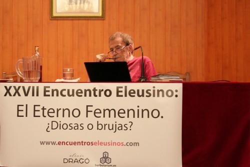 «Corriente alterna – Cuando desperté, ellas seguían allí», con Fernando Sánchez Dragó