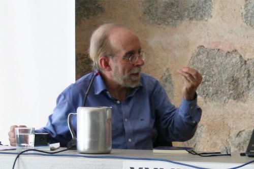 «Noli me tangere: 55 años de vivencias daimónicas», con Enrique de Vicente