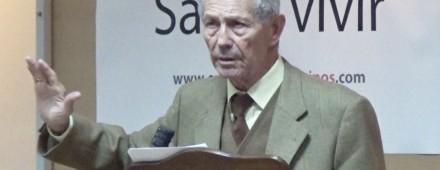 «De la ley del Talión a la 'otra mejilla'. La ética del mundo judeocristiano», con Antonio Piñero