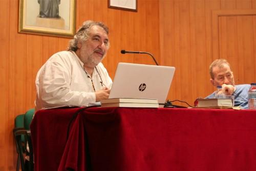 «El hipograma arquetípico: clave y fundamento de la poesía antigua», con Mario Coll