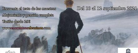 """XXXII Encuentro Eleusino en Segovia: """"Mens sana"""""""